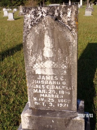BAGWELL, JAMES CALLOWAY - Union County, Louisiana   JAMES CALLOWAY BAGWELL - Louisiana Gravestone Photos