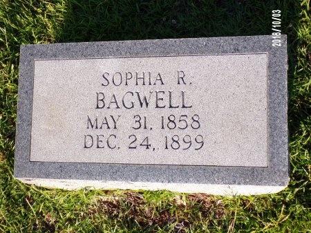 BAGWELL, SOPHIA - Union County, Louisiana | SOPHIA BAGWELL - Louisiana Gravestone Photos
