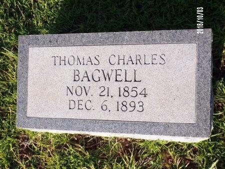 BAGWELL, THOMAS CHARLES - Union County, Louisiana | THOMAS CHARLES BAGWELL - Louisiana Gravestone Photos