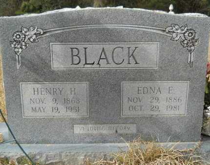 BLACK, HENRY H - Union County, Louisiana | HENRY H BLACK - Louisiana Gravestone Photos
