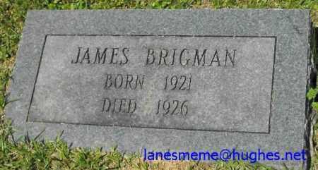 BRIGMAN, JAMES - Union County, Louisiana   JAMES BRIGMAN - Louisiana Gravestone Photos