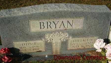 BRYAN, OTIS B - Union County, Louisiana | OTIS B BRYAN - Louisiana Gravestone Photos