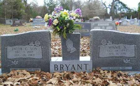 BRYANT, MINNIE - Union County, Louisiana | MINNIE BRYANT - Louisiana Gravestone Photos