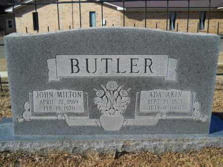 BUTLER, JOHN MILTON - Union County, Louisiana | JOHN MILTON BUTLER - Louisiana Gravestone Photos
