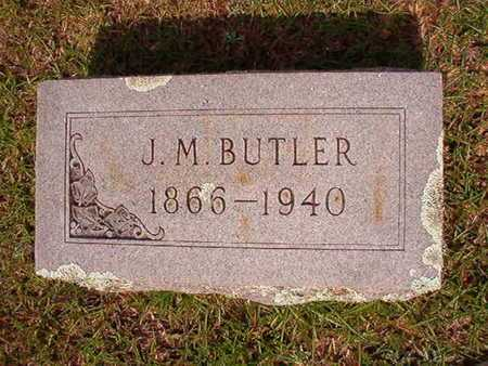 BUTLER, J M - Union County, Louisiana | J M BUTLER - Louisiana Gravestone Photos