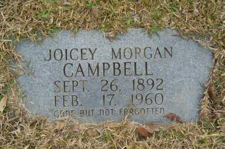 CAMPBELL, JOICEY - Union County, Louisiana | JOICEY CAMPBELL - Louisiana Gravestone Photos