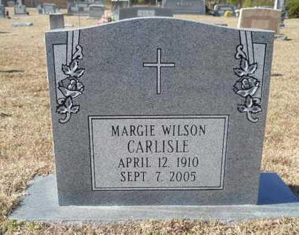 CARLISLE, MARGIE - Union County, Louisiana | MARGIE CARLISLE - Louisiana Gravestone Photos