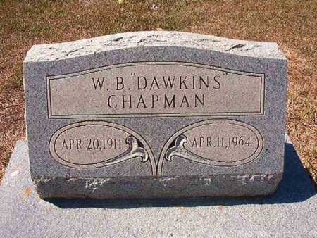 "CHAPMAN, W B ""DAWKINS"" - Union County, Louisiana 