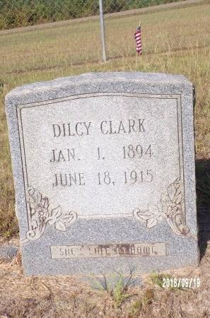 CLARK, DILCY - Union County, Louisiana | DILCY CLARK - Louisiana Gravestone Photos