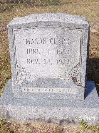 CLARK, MASON - Union County, Louisiana | MASON CLARK - Louisiana Gravestone Photos
