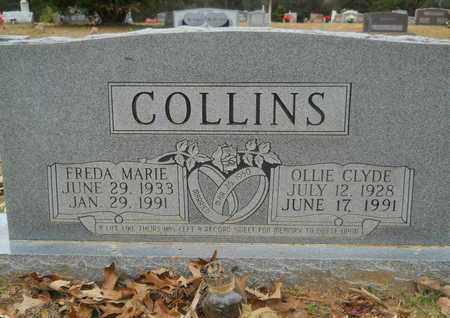 COLLINS, OLLIE CLYDE - Union County, Louisiana | OLLIE CLYDE COLLINS - Louisiana Gravestone Photos