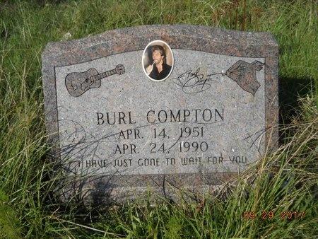 COMPTON, BURL - Union County, Louisiana | BURL COMPTON - Louisiana Gravestone Photos