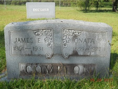 COMPTON, ONATA - Union County, Louisiana | ONATA COMPTON - Louisiana Gravestone Photos