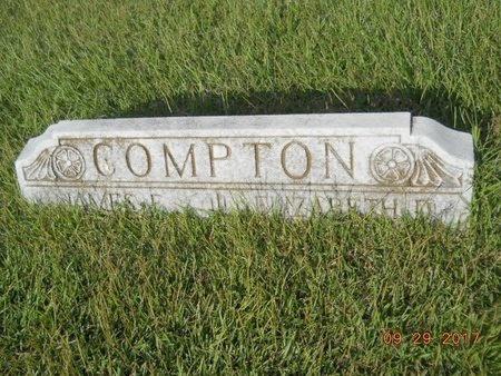COMPTON, ELIZABETH D - Union County, Louisiana   ELIZABETH D COMPTON - Louisiana Gravestone Photos