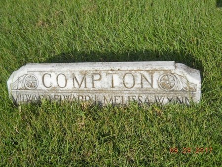 COMPTON, MELISSA - Union County, Louisiana | MELISSA COMPTON - Louisiana Gravestone Photos