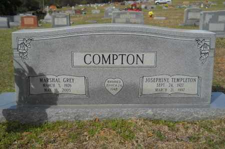 COMPTON, JOSEPHINE - Union County, Louisiana | JOSEPHINE COMPTON - Louisiana Gravestone Photos