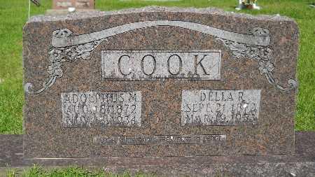 COOK, ADOLPHUS M - Union County, Louisiana   ADOLPHUS M COOK - Louisiana Gravestone Photos