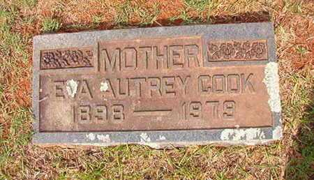 COOK, EVA - Union County, Louisiana | EVA COOK - Louisiana Gravestone Photos