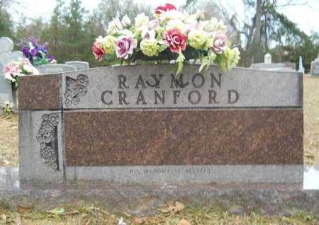 CRANFORD, RAYMON - Union County, Louisiana   RAYMON CRANFORD - Louisiana Gravestone Photos