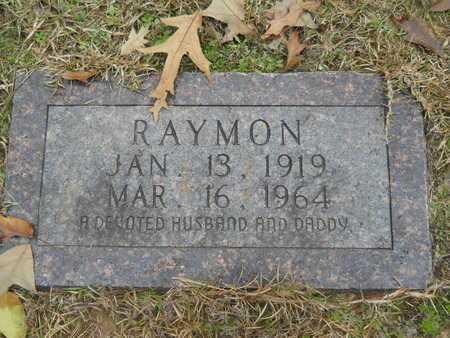 CRANFORD, RAYMON (CLOSE UP) - Union County, Louisiana | RAYMON (CLOSE UP) CRANFORD - Louisiana Gravestone Photos