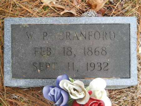 CRANFORD, W P - Union County, Louisiana | W P CRANFORD - Louisiana Gravestone Photos