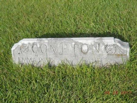 COMPTON, KATIE PAULINE - Union County, Louisiana | KATIE PAULINE COMPTON - Louisiana Gravestone Photos