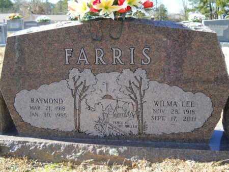 FARRIS, WILMA LEE - Union County, Louisiana | WILMA LEE FARRIS - Louisiana Gravestone Photos
