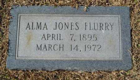 FLURRY, ALMA - Union County, Louisiana   ALMA FLURRY - Louisiana Gravestone Photos