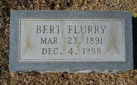 FLURRY, BERT - Union County, Louisiana | BERT FLURRY - Louisiana Gravestone Photos