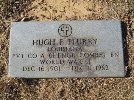FLURRY, HUGH F (VETERAN WWII) - Union County, Louisiana | HUGH F (VETERAN WWII) FLURRY - Louisiana Gravestone Photos