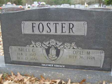 FOSTER, BRUCE G - Union County, Louisiana | BRUCE G FOSTER - Louisiana Gravestone Photos