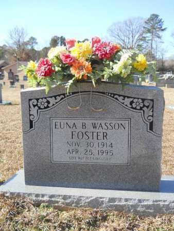 FOSTER, EUNA B - Union County, Louisiana | EUNA B FOSTER - Louisiana Gravestone Photos