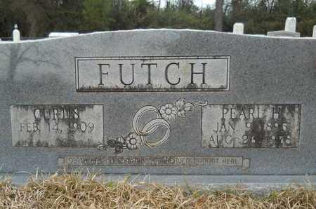 FUTCH, PEARL - Union County, Louisiana | PEARL FUTCH - Louisiana Gravestone Photos