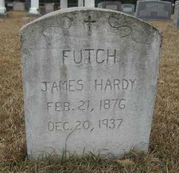 FUTCH, JAMES HARDY - Union County, Louisiana | JAMES HARDY FUTCH - Louisiana Gravestone Photos