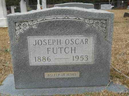 FUTCH, JOSEPH OSCAR - Union County, Louisiana   JOSEPH OSCAR FUTCH - Louisiana Gravestone Photos