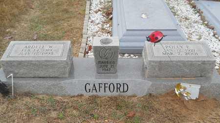 GAFFORD, POLLY E - Union County, Louisiana | POLLY E GAFFORD - Louisiana Gravestone Photos