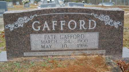 GAFFORD, FATE - Union County, Louisiana | FATE GAFFORD - Louisiana Gravestone Photos