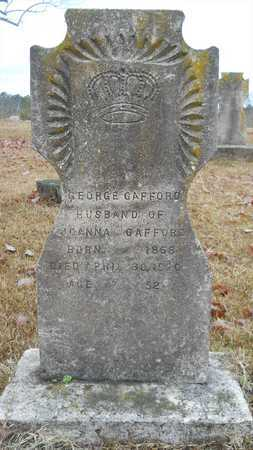 GAFFORD, GEORGE - Union County, Louisiana | GEORGE GAFFORD - Louisiana Gravestone Photos