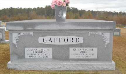 GAFFORD, JOANNA JASMINE - Union County, Louisiana | JOANNA JASMINE GAFFORD - Louisiana Gravestone Photos