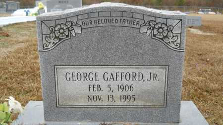 GAFFORD, GEORGE, JR - Union County, Louisiana | GEORGE, JR GAFFORD - Louisiana Gravestone Photos
