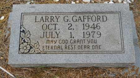GAFFORD, LARRY G - Union County, Louisiana   LARRY G GAFFORD - Louisiana Gravestone Photos