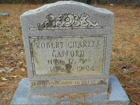 GAFFORD, ROBERT CHARLES - Union County, Louisiana | ROBERT CHARLES GAFFORD - Louisiana Gravestone Photos
