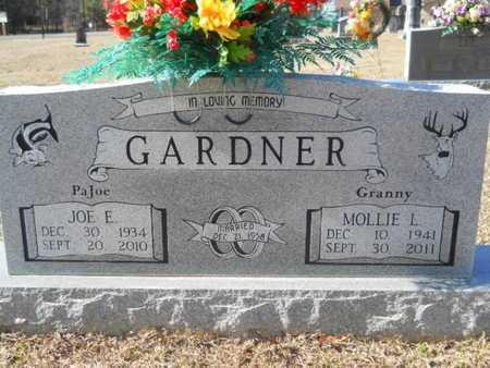 GARDNER, MOLLIE L - Union County, Louisiana | MOLLIE L GARDNER - Louisiana Gravestone Photos