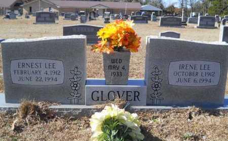 GLOVER, IRENE - Union County, Louisiana | IRENE GLOVER - Louisiana Gravestone Photos