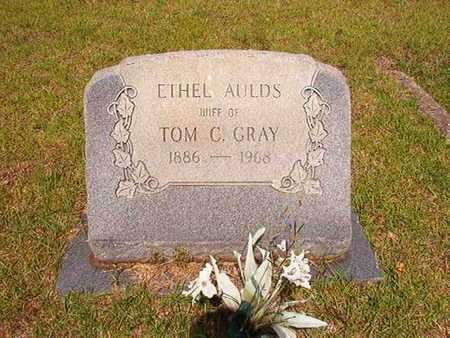 GRAY, ETHEL - Union County, Louisiana   ETHEL GRAY - Louisiana Gravestone Photos