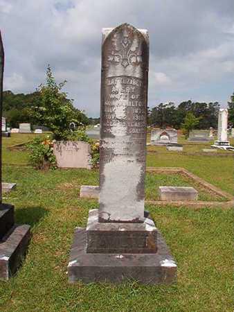HAMILTON, MARY ELIZABETH - Union County, Louisiana   MARY ELIZABETH HAMILTON - Louisiana Gravestone Photos