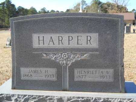 HARPER, JAMES H - Union County, Louisiana | JAMES H HARPER - Louisiana Gravestone Photos