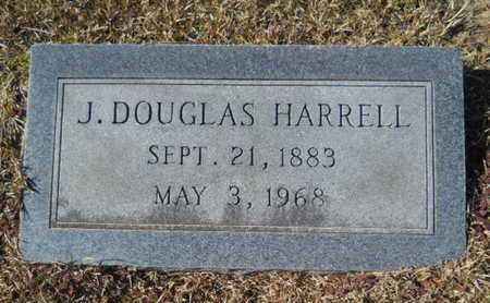 HARRELL, J DOUGLAS - Union County, Louisiana   J DOUGLAS HARRELL - Louisiana Gravestone Photos