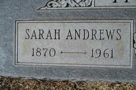 HARRELL, SARAH (CLOSE UP) - Union County, Louisiana | SARAH (CLOSE UP) HARRELL - Louisiana Gravestone Photos