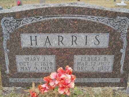 HARRIS, MARY J - Union County, Louisiana   MARY J HARRIS - Louisiana Gravestone Photos